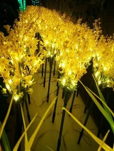 "27.6"" Golden LED Rape plant Light Christmas party Home patio manor lawn Decor - $197.99"