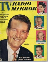 ORIGINAL Vintage October 1954 TV Radio Mirror Magazine Bud Collyer - $18.51