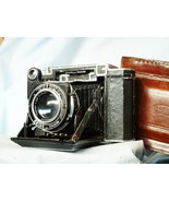Zeiss Ikon Super Ikonta B 530/16 120 Film Camera with Zeiss 8cm 1:2.8 Le... - $180.00