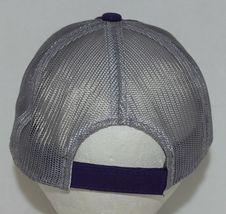 OC Sports Ladies Fit Outdoor Cap Royal Purple Dark Grey FWT130L image 5