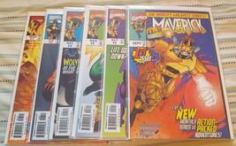 Maverick #1, 2, 3, 4, 6, 7, - $13.00