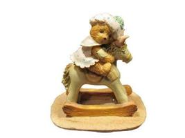 "Cherished Teddies Beth ""Bear Hugs"" Figurine - $19.78"