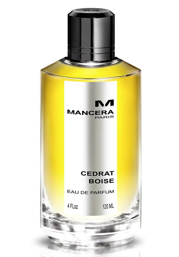 CEDRAT BOISE by MANCERA 5ml Travel Spray Perfume LEMON BLACK CURRANT PATCHOULI