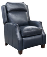 Barcalounger 7-4582 Nixon Recliner, Shoreham Blue - $1,039.00