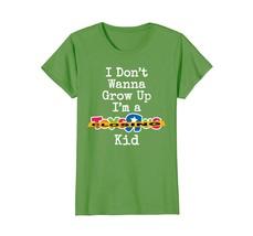 I Dont Wanna Grow Up Kid  Store Closing  Funny T-Shirt - $19.99+