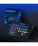 Elgato Stream Deck XL Control Advanced Of Streaming 32 Keys LCD Pesonali... - $1,002.74