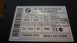 Bmw Oem Body Gateway Cas3 Comfort Access Keyless Entry Module 61.35-9227053-01 image 4