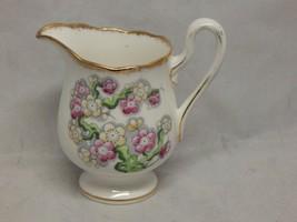 Royal Albert England May Blossom Creamer - $11.88