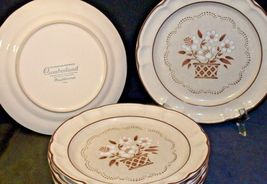 Stoneware Cumberland Mayblossom Dinner Plate by Hearthside Replacement pieces AA image 8