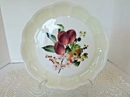 """Lenox Orchard In Bloom Plum Blossom By Catherine Mcclung Dinner Plate 10.75"""" - $18.76"""