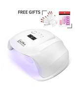 54W UV Nail Lamp, DIOZO LED Nail Dryer Quick-drying LED UV Nail Drying L... - $51.19+