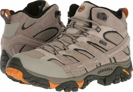 Merrell Men'S Moab 2 Mid Waterproof Hiking Boot - $145.99+