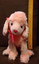 Ty Pinkys - Pinky Poo  the Dog Pinkys Series (9 in. sitting position) - $19.79