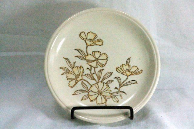 Primary image for Biltons Of Staffordshire Floral  Bread Plate 6 5/8""