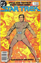 Classic Star Trek Comic Book #19, DC 1985, NEAR MINT NEW UNREAD - $5.94