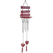(01)48cm Hanging Wind Chimes Carillon Outdoor Living Yard Wind Chimes Garden 4 o - $18.00