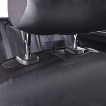 CAR PASS Universal FIT Piping Leather Car Seat Cover 11 Pieces image 4