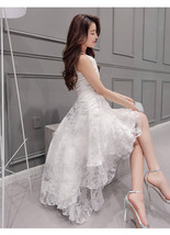 High low party Dress  at Bling Brides Bouquet online bridal store - $49.99
