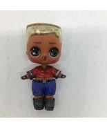 "LOL Surprise Soldier Boi Glitter Globe Winter Disco Series 3 "" tall Doll - $12.19"