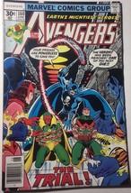 THE AVENGERS #160 (1977) Marvel Comics FINE- - $12.86