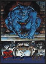 Ray Lago SIGNED X-Men Art Trading Card ~ Beast 1995 Fleer Ultra - $16.82