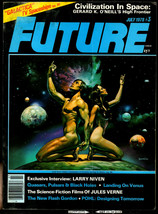 FUTURE Life #3, July 1978, Larry Niven, Jules Verne, Boris Vallejo - $4.00