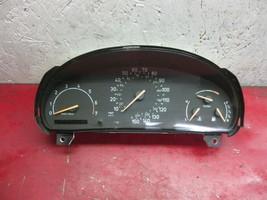 00 01 99 saab 9-3 speedometer instrument gauge cluster 5038773 - $19.79