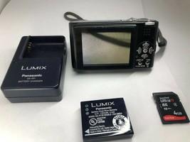Panasonic Lumix DMC-FX12K 7.2MP Digital Camera with 3x Optical img - $65.15