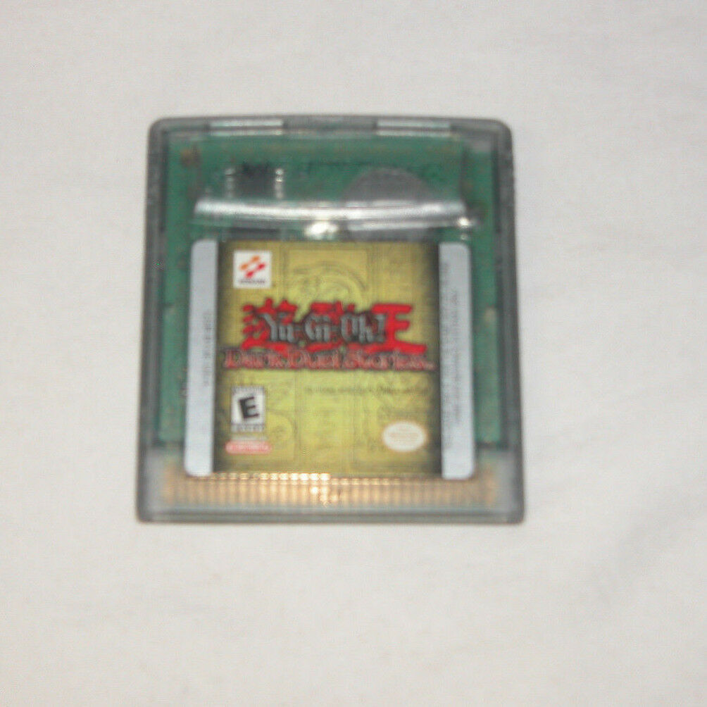 Yu-Gi-Oh Oscuro Doble Stories Nintendo Game Boy Color + Advanced Sistemas, 2002 image 2
