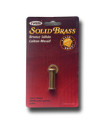 Ives Solid Brass Door Viewer New and unused provides oneway 120° view - $7.95