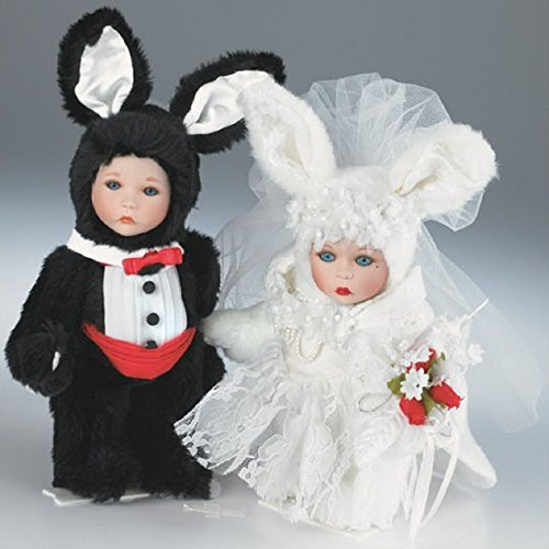 Marie Osmond Rosemarie/Robbie Bitty Bunny Tiny Tots from 2005 - $73.50