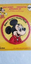 Vintage Mickey mouse Patch - $19.40