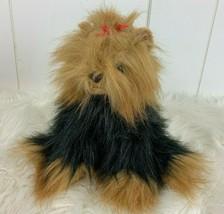 TY Beanie Buddies Yapper Yorkshire Terrier Yorkie Puppy Dog Stuffed Anim... - $34.60