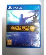 PS4 Guitar Hero Live - GAME ONLY [video game] - $38.42