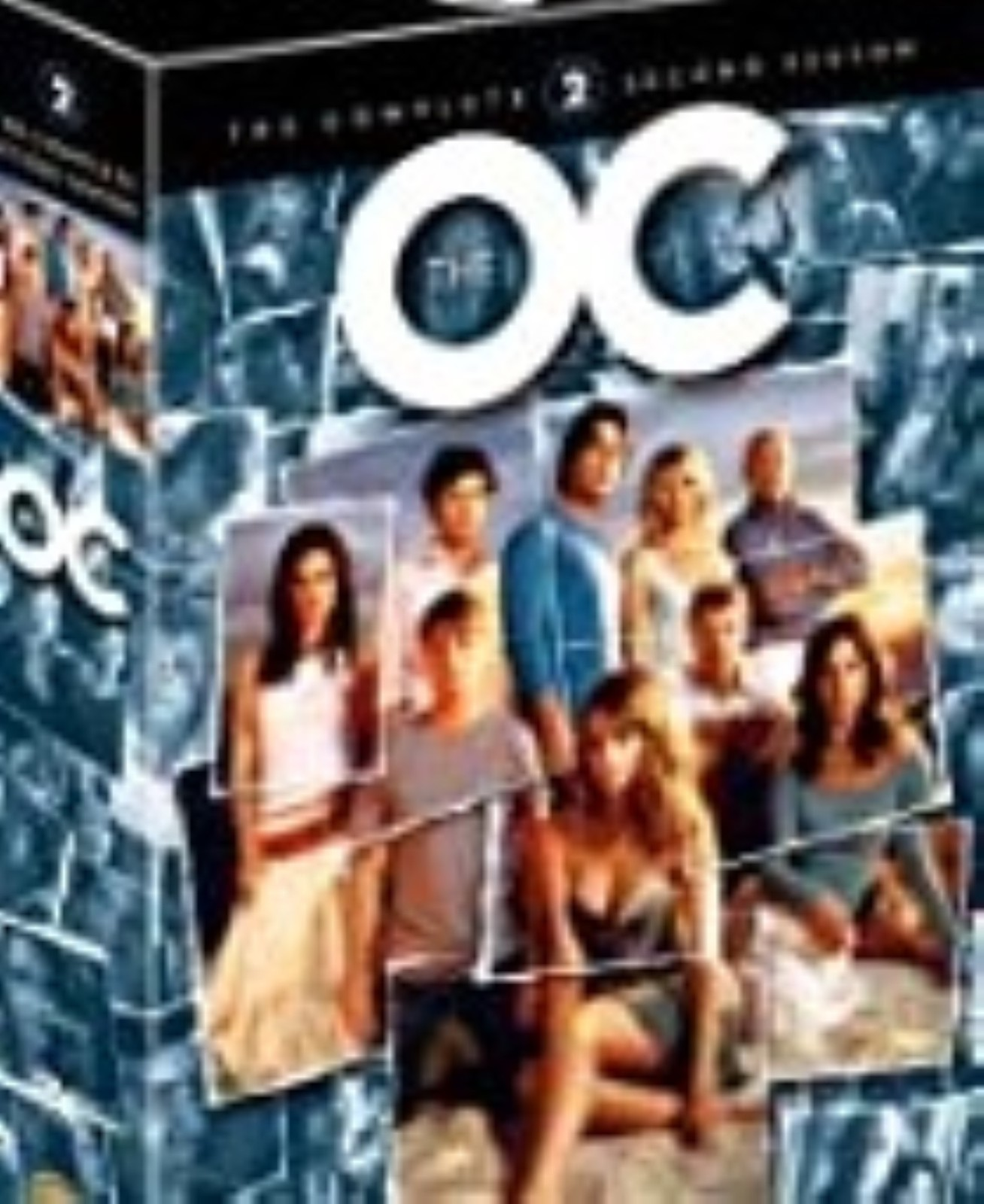 The O.C.: Season 2 Dvd