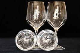 Noritake Masters Crystal Glass Set, Noritake Masters Crystal Iced Tea Gl... - $109.00
