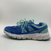 FILA Womens Athletic Shoes Blue Teal 5SR21283-420 Low Top Sneakers Size 8.5 - $31.68