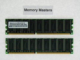 ASA5520-MEM-2GB (2X1GB) 2GB Memory for Cisco ASA5520 (MemoryMasters) - $24.14