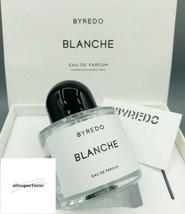 Byredo Blanche Eau De Parfum Spray 100 ml / 3.3 fl.oz For Woman, New With Box - $110.20