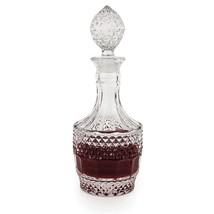 Whiskey Decanter, Elegant Crystal Vintage Glass Aerator Vintage Wine Dec... - $47.99