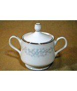 Four Crown China Oxford hall Covered Sugar Bowl 315 - $10.07