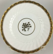 Minton H4680 Gold Rose Bread & butter plate  - $10.00