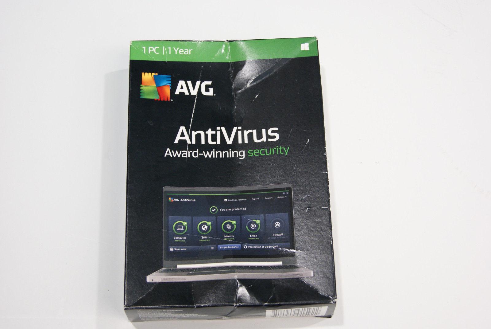 avg antivirus software