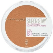 Maybelline SuperStay Full Coverage Powder Foundation- 355 Coconut - $5.99