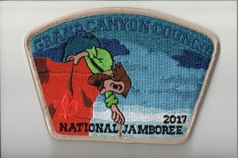 Grand Canyon Council 2017 National Jamboree JSP - $8.91