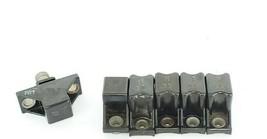 LOT OF 6 ALLEN BRADLEY W42, 249, N32, N33 HEATER ELEMENTS image 2