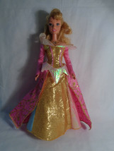 2006 Mattel Disney Princess Aurora Sleeping Beauty Light Up Jewel Doll - As Is - $14.73