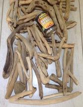 Driftwood pieces, Art, Crafts, Supplies, Display, Bulk Driftwood, - $16.00