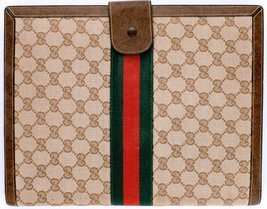 Gucci Signature Tote/Folio - $1,200.00