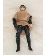 Star Wars 1997 POTF Vintage Style Luke Skywalker  Endor Speeder Bike wit... - $7.33